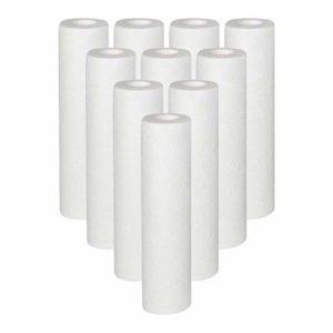 filtri sporco polipropilene